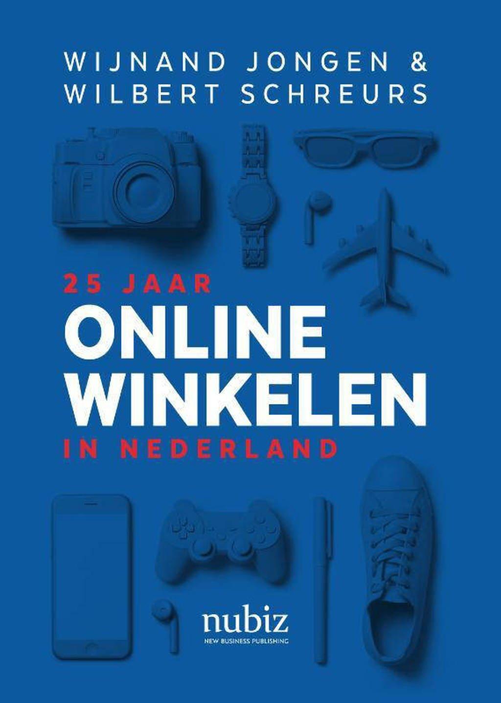 25 jaar online winkelen in Nederland - Wijnand Jongen en Wilbert Schreurs