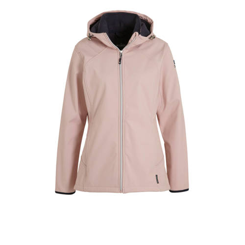 Cobolt softshell outdoor jas oudroze