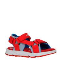 Levi's Kids Niagara K  sandalen rood/wit/blauw, Rood/wit/blauw