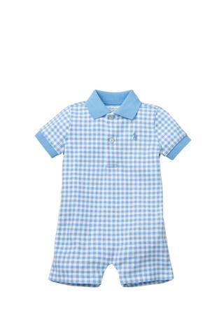 Ralph Lauren giftbox jongen lichtblauw/wit