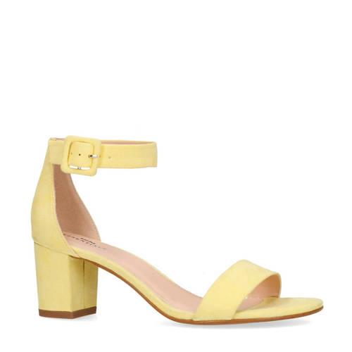 Sacha sandalettes pastelgeel