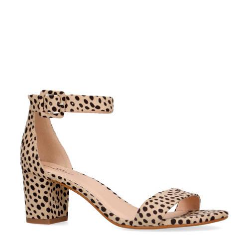 Sacha sandalettes cheetahprint