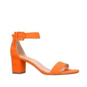 sandalettes oranje