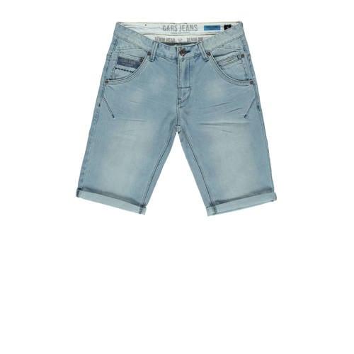Cars regular fit jeans short lichtblauw