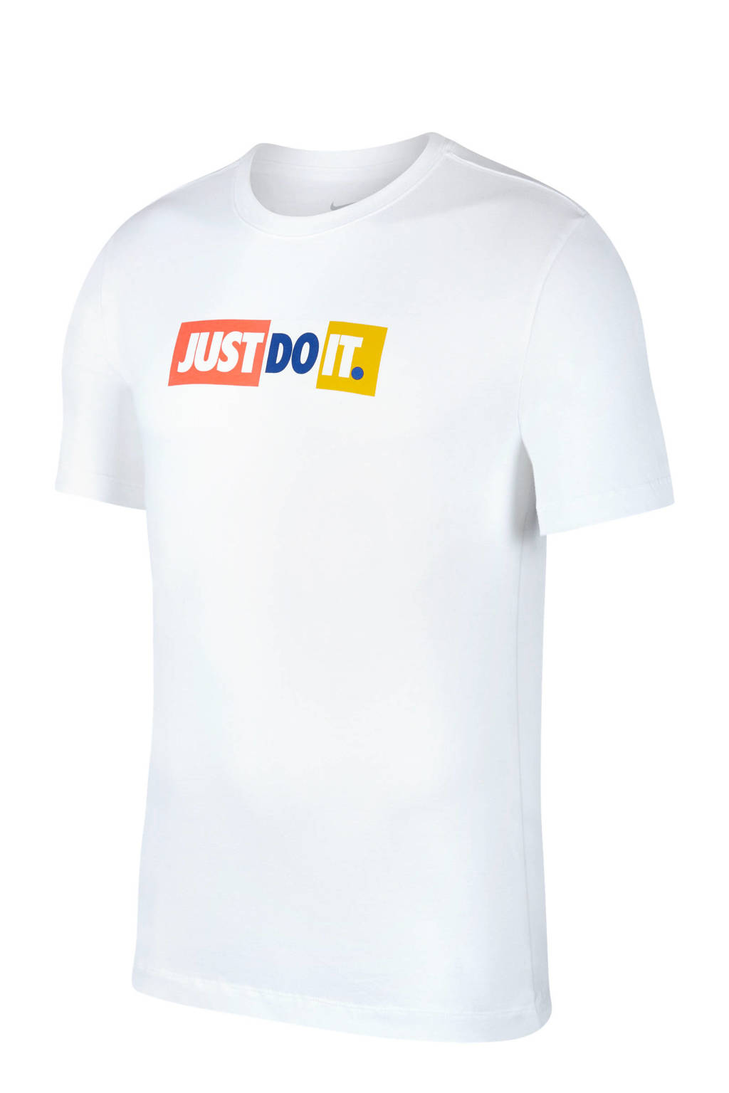 Nike   T-shirt wit, Wit