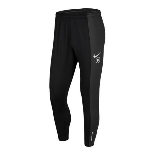 Nike F.C. voetbalbroek zwart/grijs