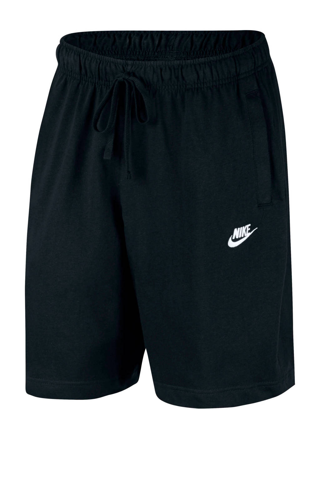 Nike short zwart, Zwart/wit