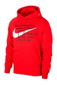 Nike   hoodie rood, Rood