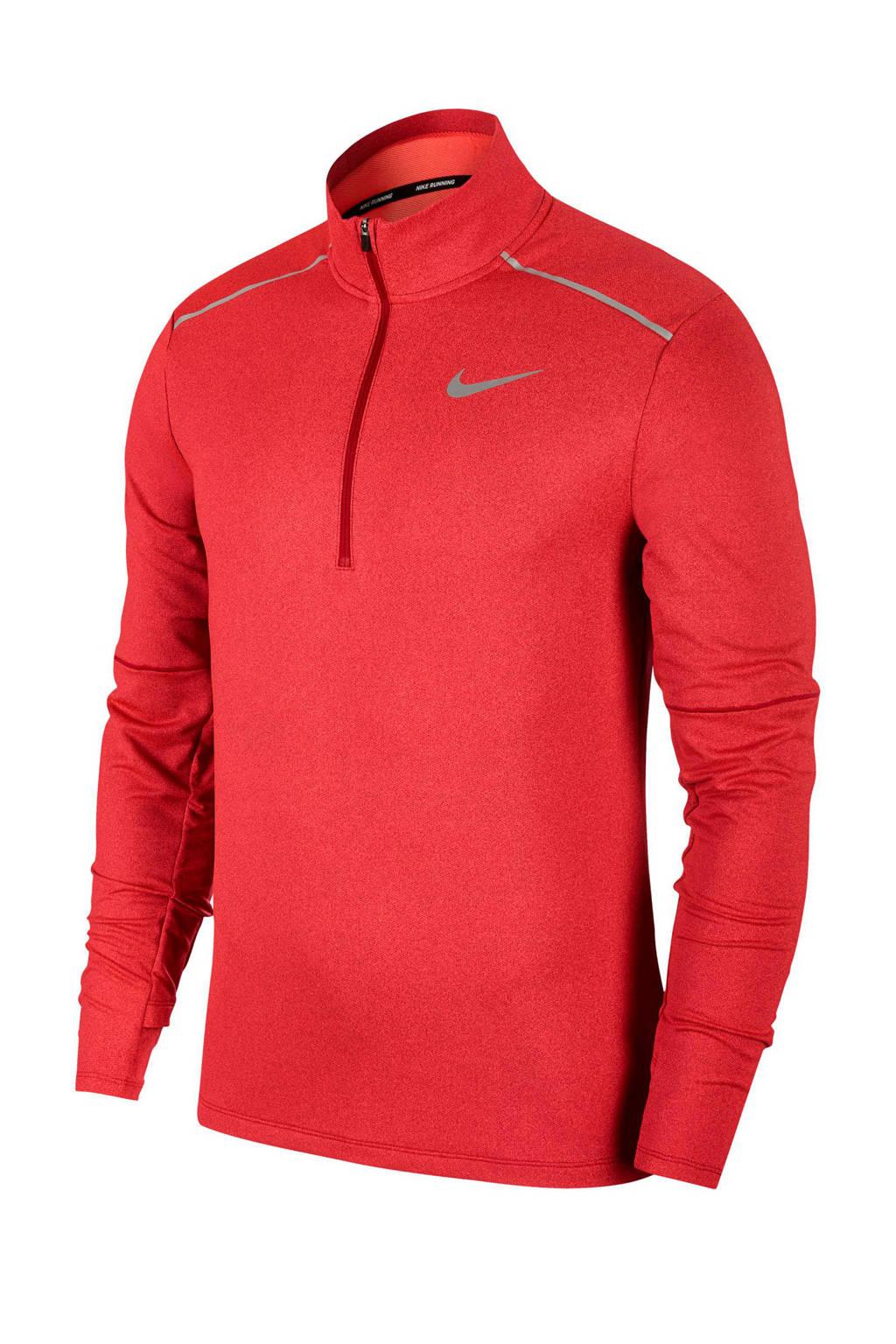 Nike   hardloopshirt rood, Rood