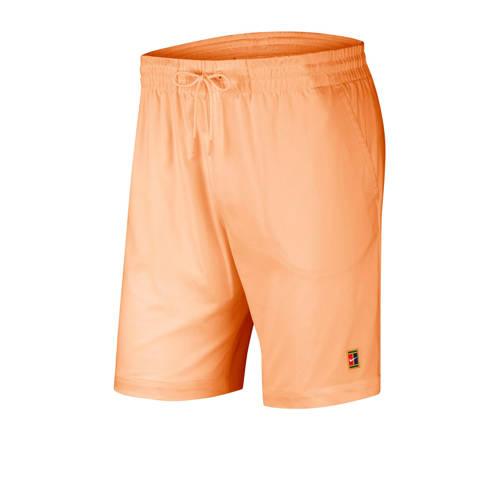 Nike sportshort oranje