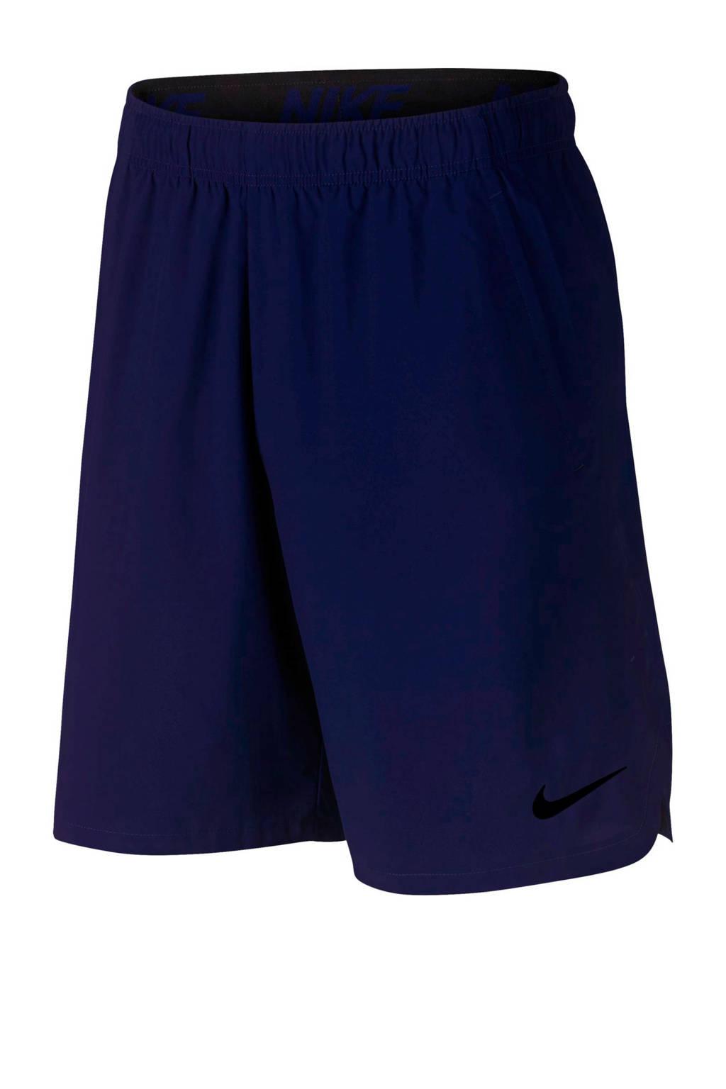 Nike   sportshort donkerblauw, Donkerblauw