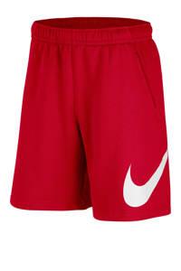 Nike   short rood, Rood