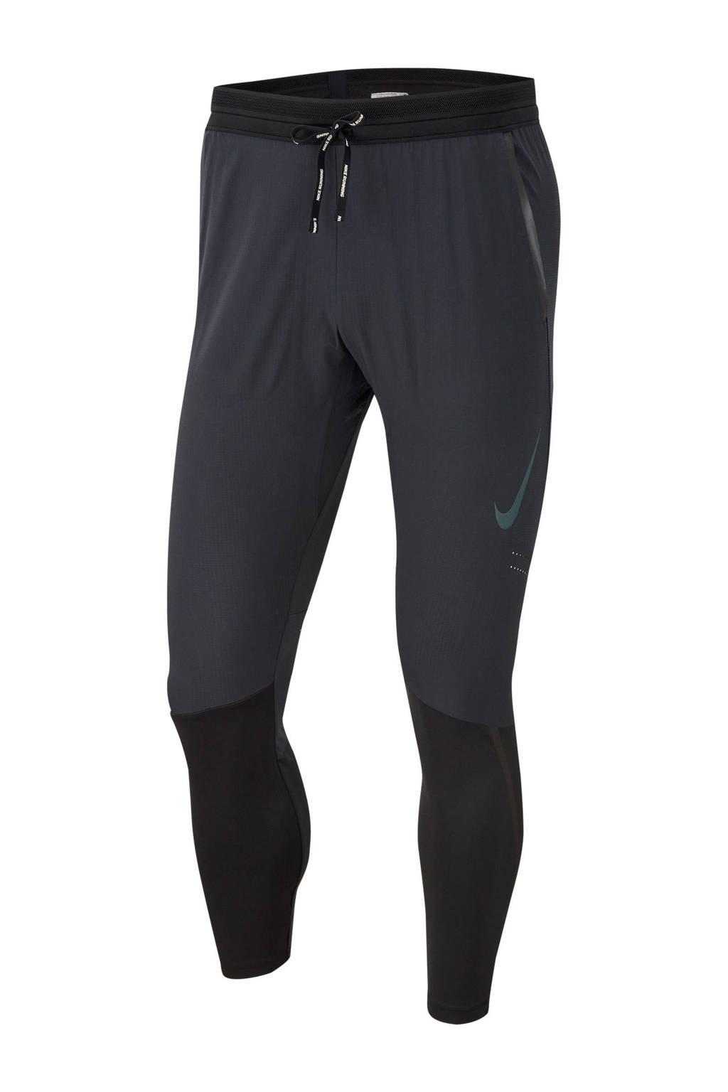 Nike   hardloopbroek zwart, Zwart
