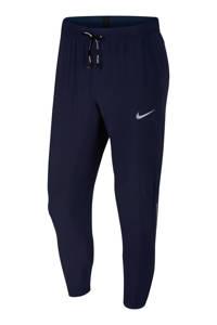 Nike   hardloopbroek donkerblauw, Donkerblauw