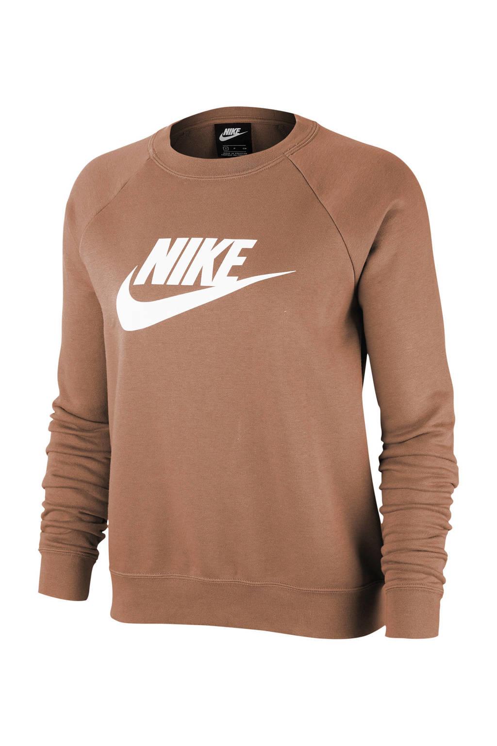 Nike sweater bruin, Bruin