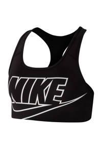 Nike sportbh zwart, Zwart