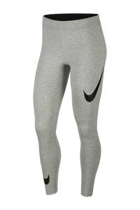 Nike legging grijs/zwart, Grijs/zwart