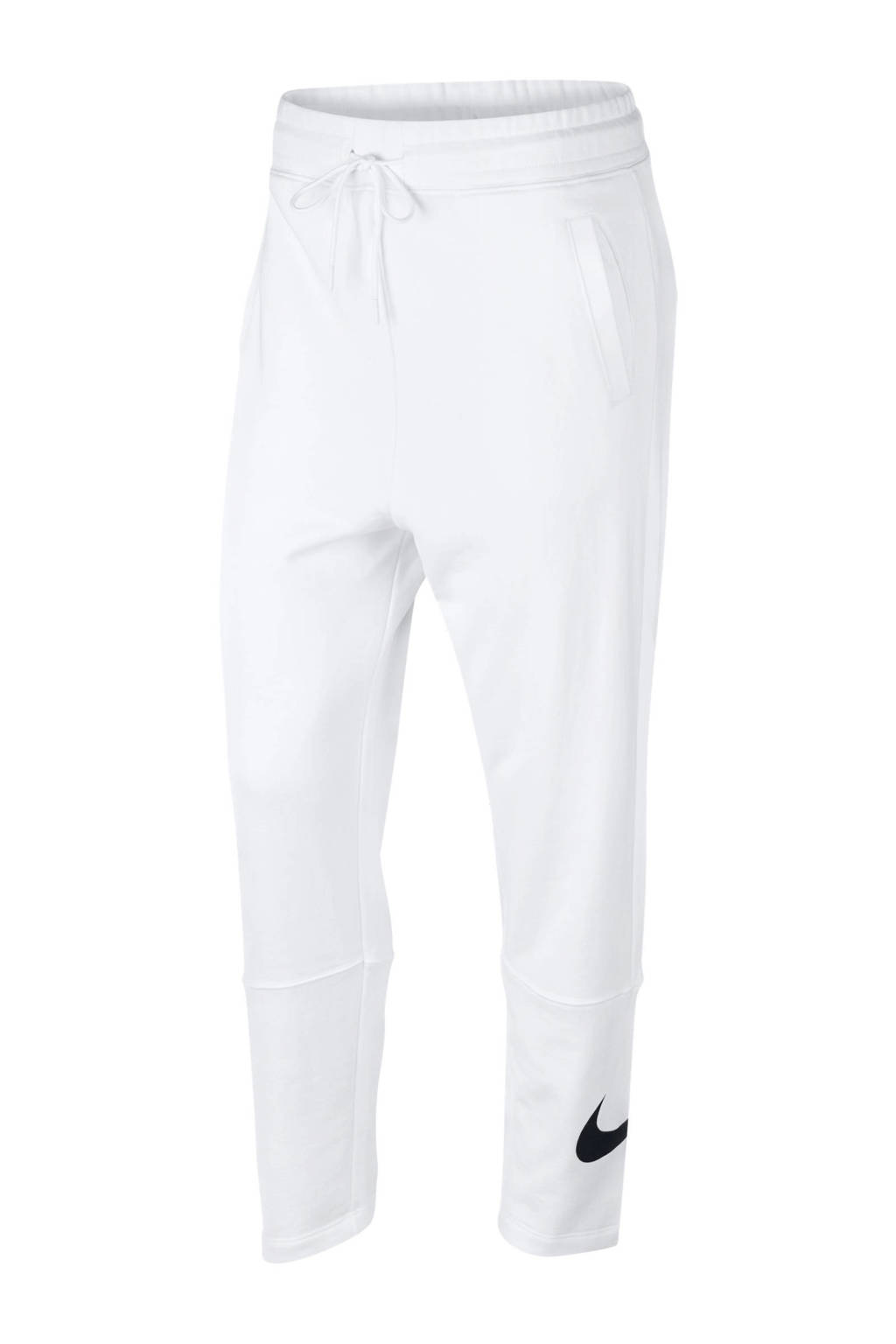 Nike joggingbroek wit, Wit