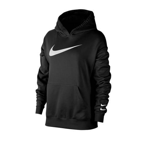 Nike hoodie zwart/wit