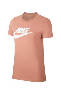 Nike T-shirt beige, Beige