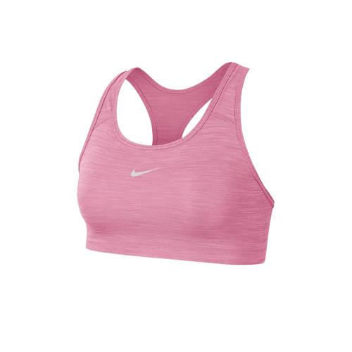 Nike level 3 sportbh roze