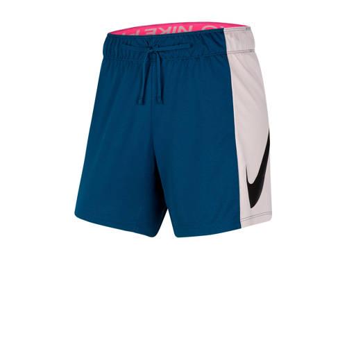 Nike sportshort donkerblauw