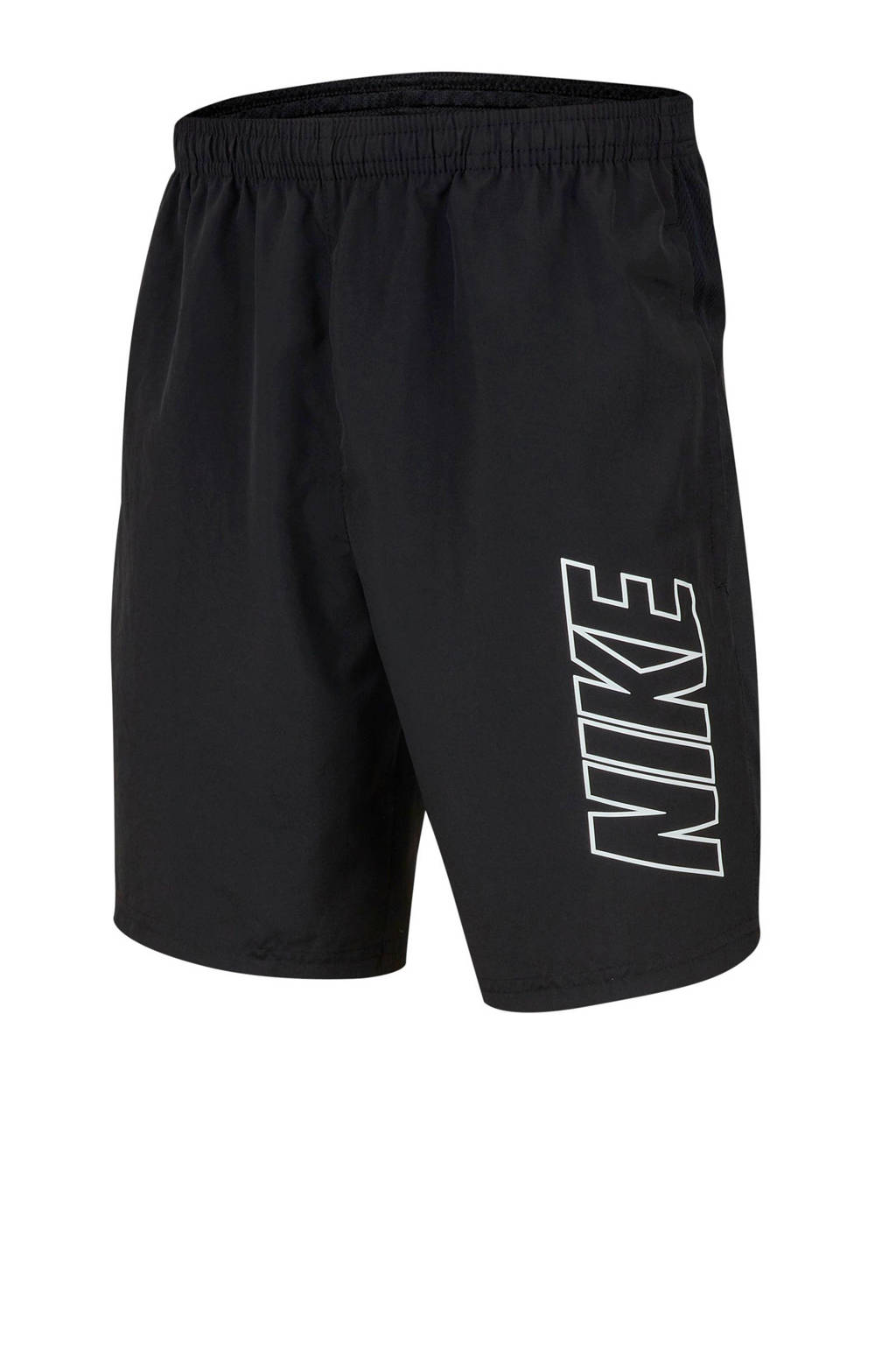 Nike Junior  voetbalshort zwart, Zwart