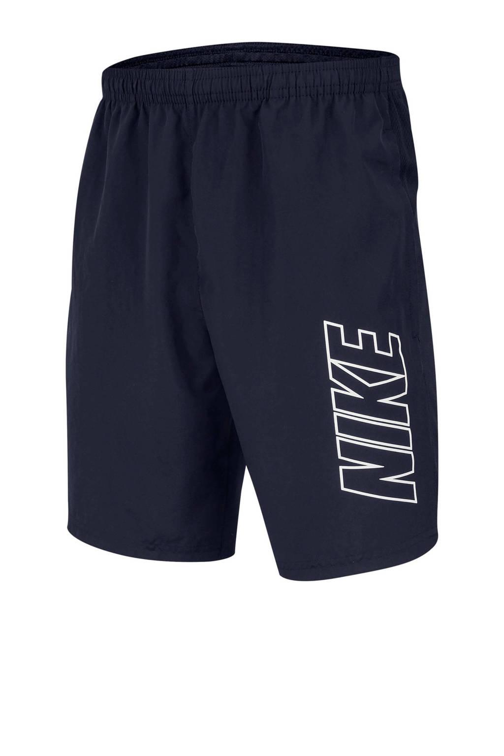 Nike Junior  voetbalshort donkerblauw, Donkerblauw