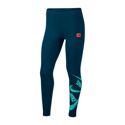 Nike legging donkerblauw