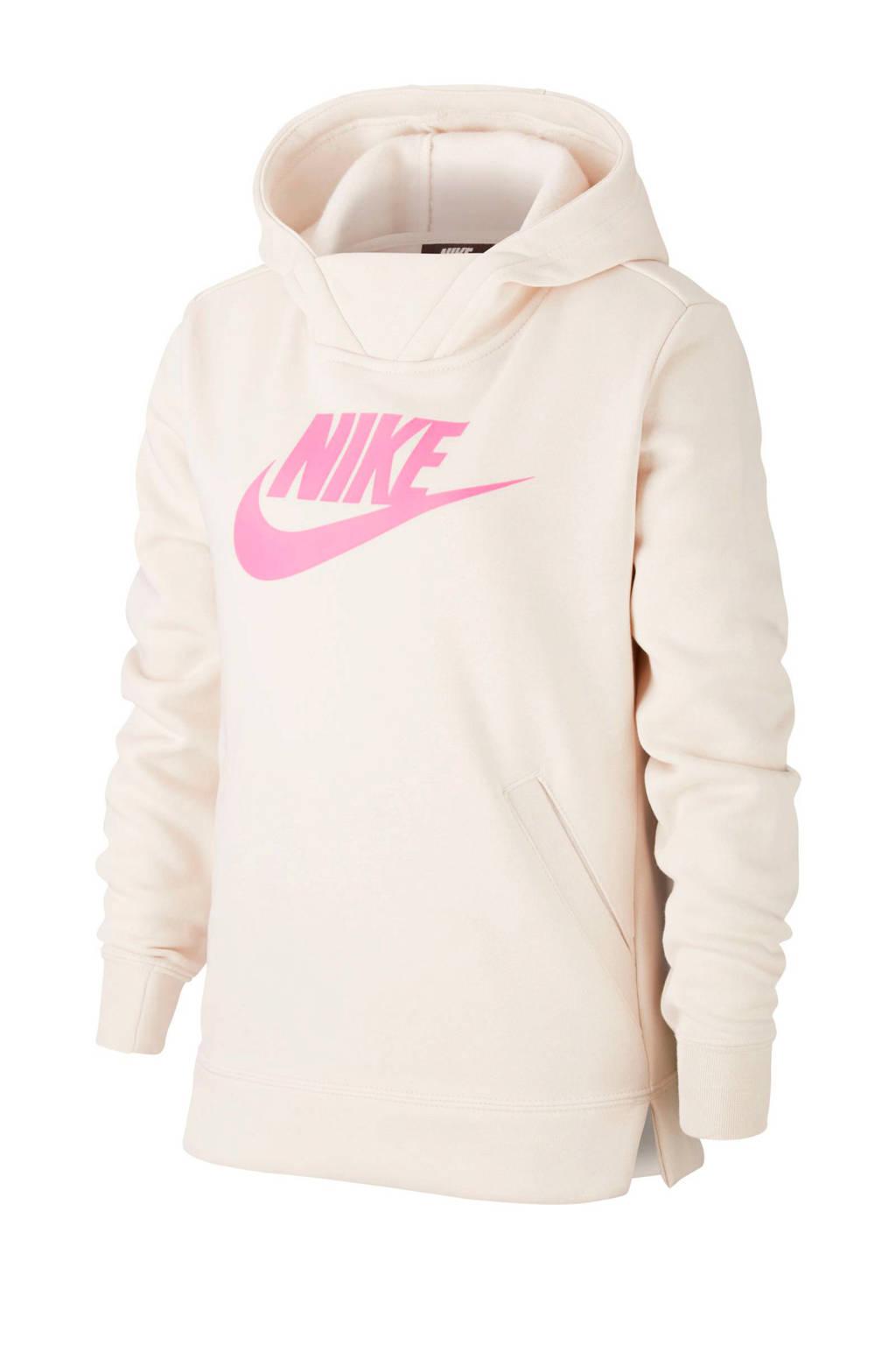 Nike hoodie beige, Beige