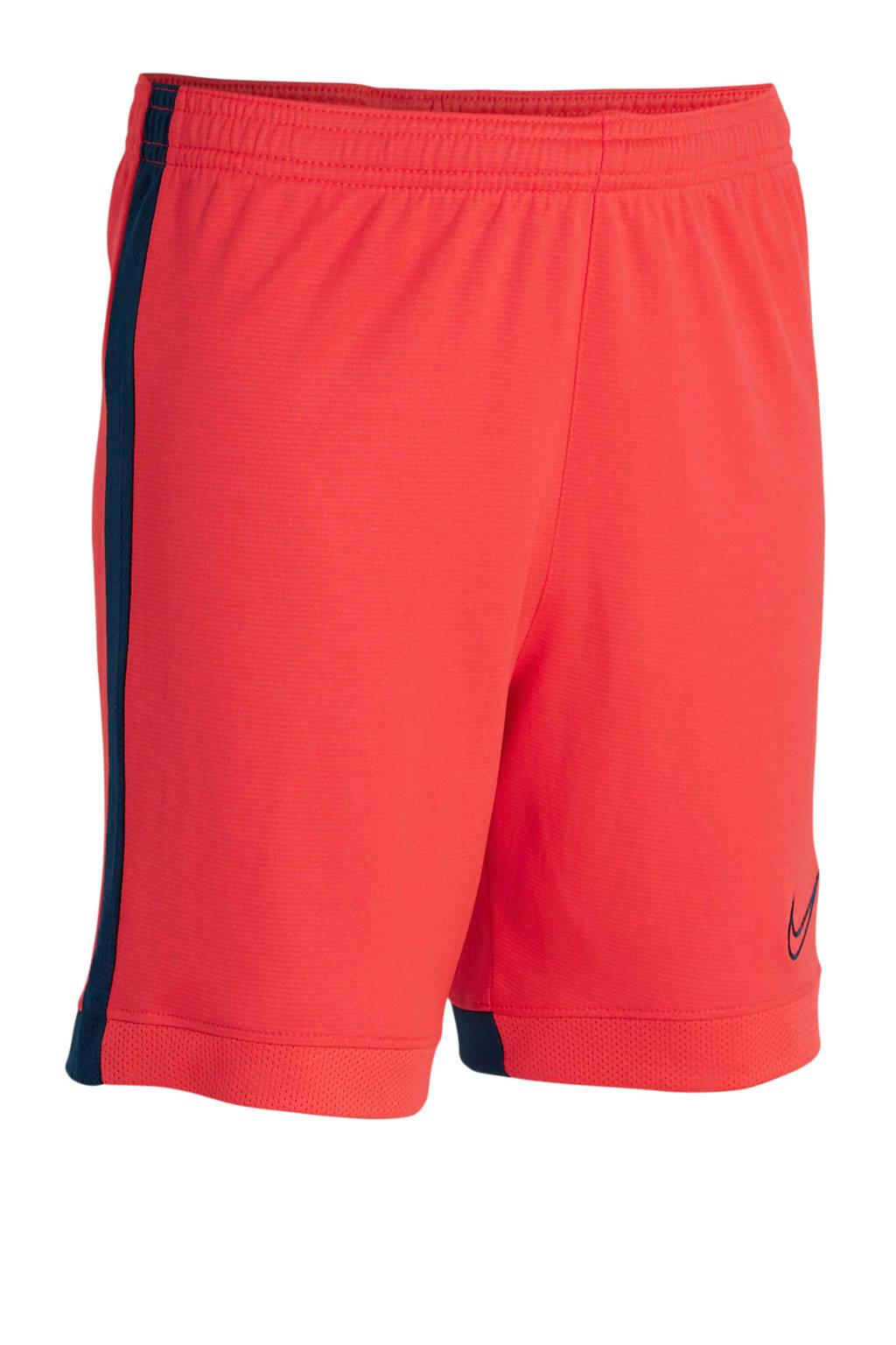 Nike   voetbalshort rood/blauw, Rood/blauw