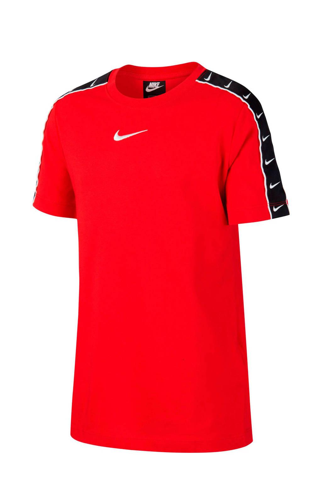 Nike T-shirt rood, Rood
