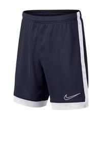 Nike   voetbalshort donkerblauw/wit, Donkerblauw/wit
