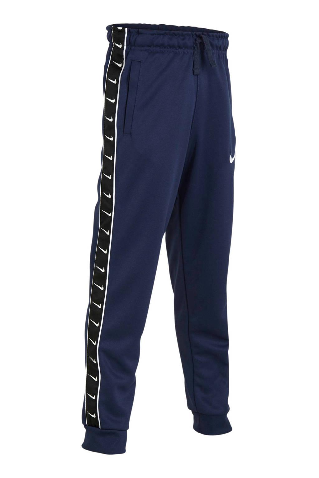 Nike   trainingsbroek donkerblauw/zwart, Donkerblauw/zwart