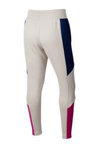 Nike broek beige/blauw/roze, Beige/blauw/roze
