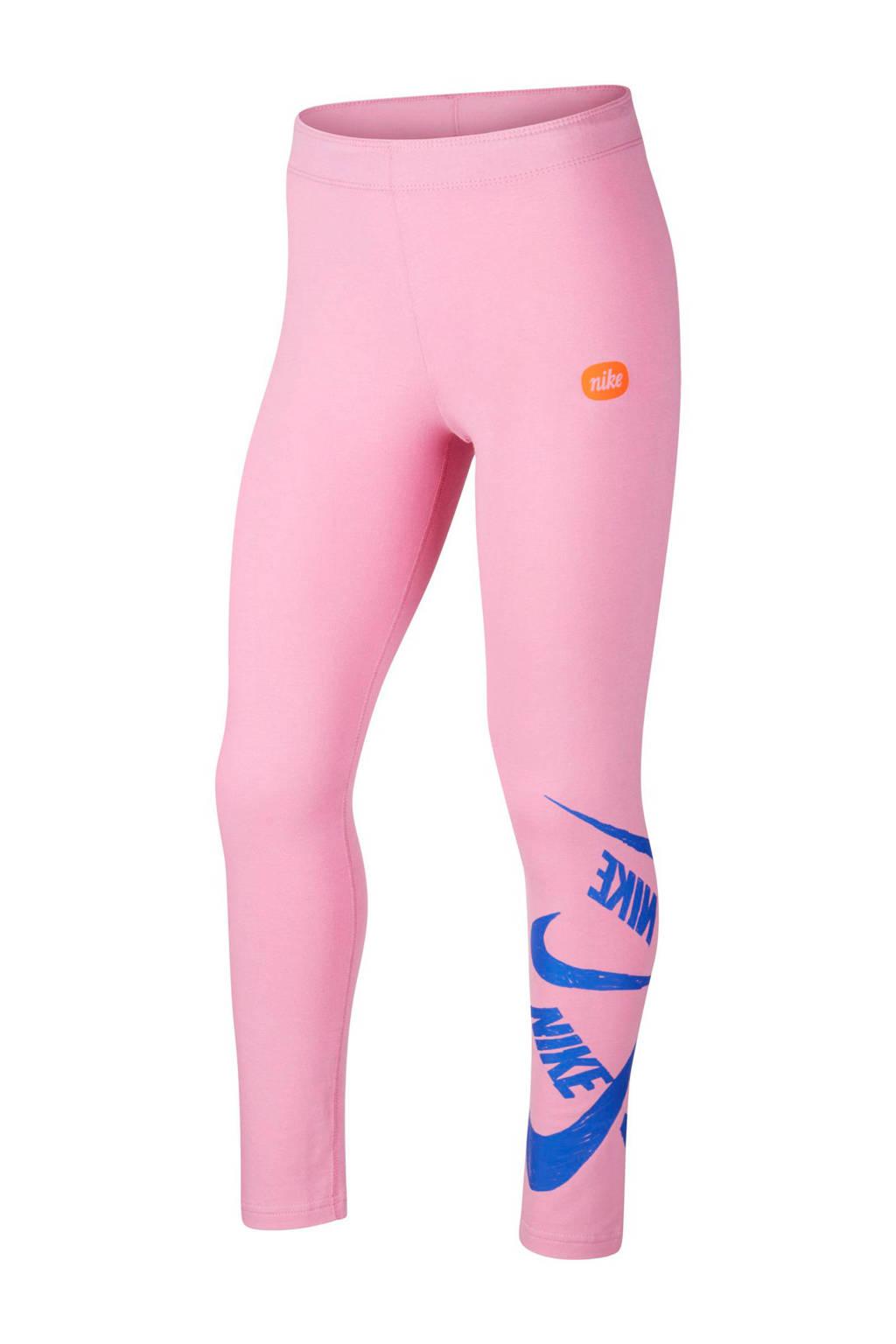 Nike legging roze, Roze