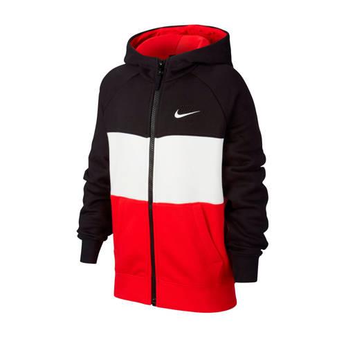 Nike vest zwart/wit/rood