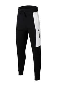 Nike   joggingbroek zwart/wit, Zwart/wit