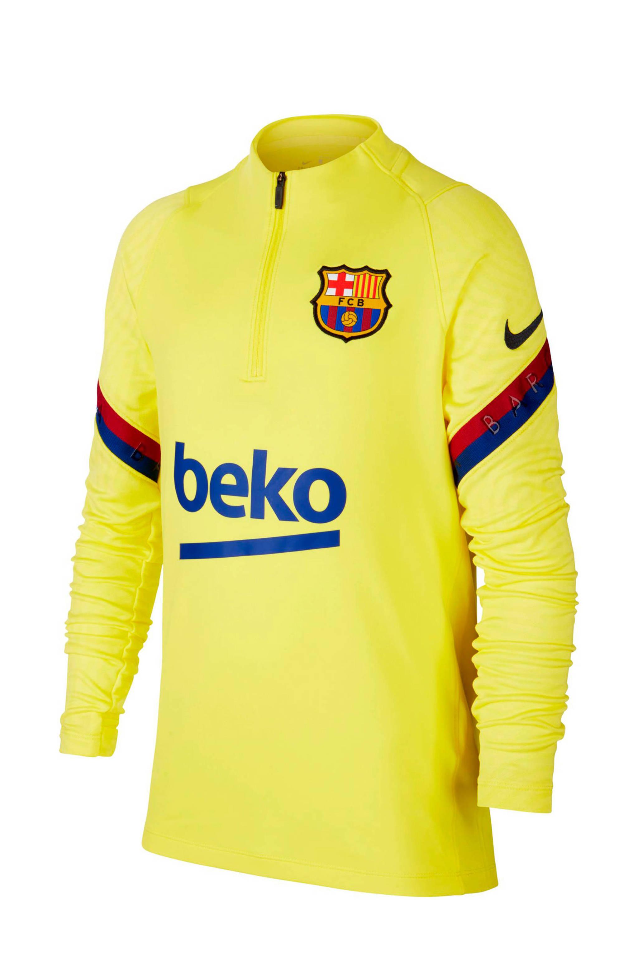 Zitzak Fc Barcelona.Nike Junior Fc Barcelona Voetbalshirt Wehkamp