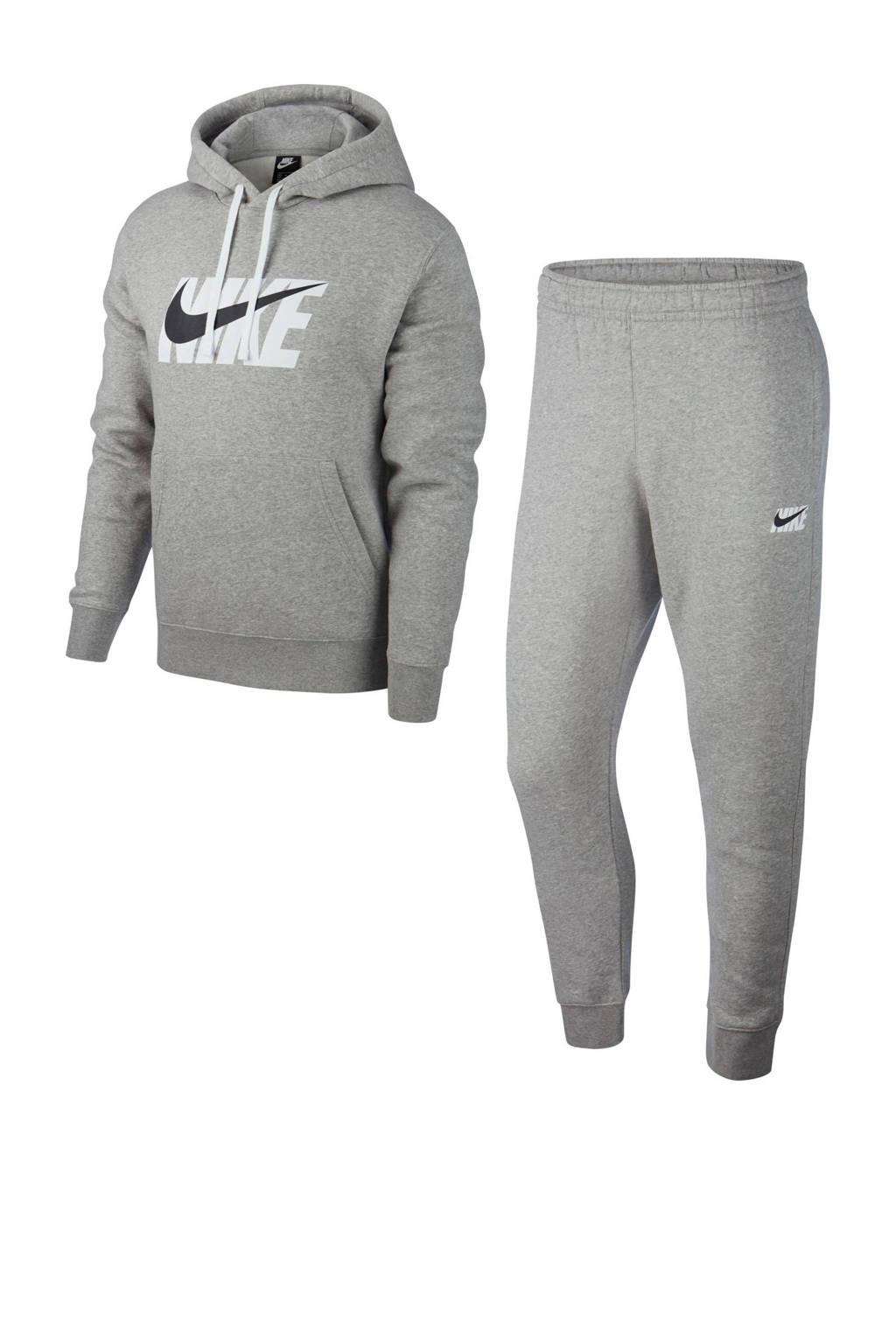 Nike   joggingpak grijs, Grijs