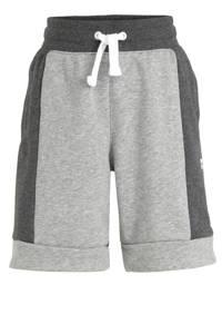Nike   joggingshort grijs/antraciet, Grijs/antraciet
