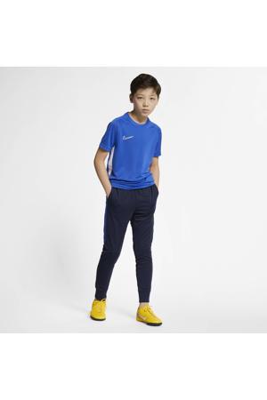 Junior  voetbalshirt blauw