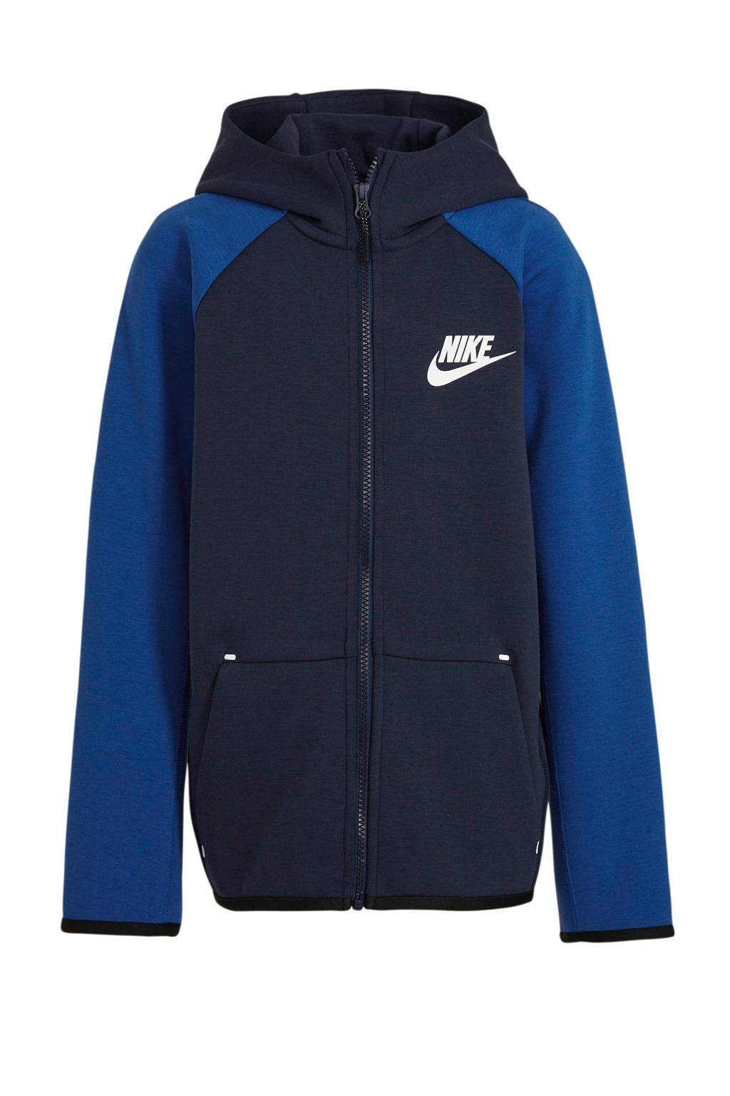 Nike vest donkerblauw, Donkerblauw