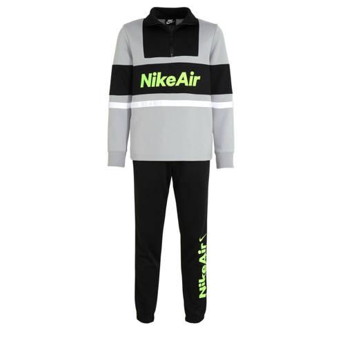 Nike trainingspak grijs/zwart