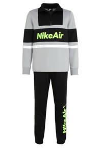 Nike   trainingspak grijs/zwart, Grijs/zwart