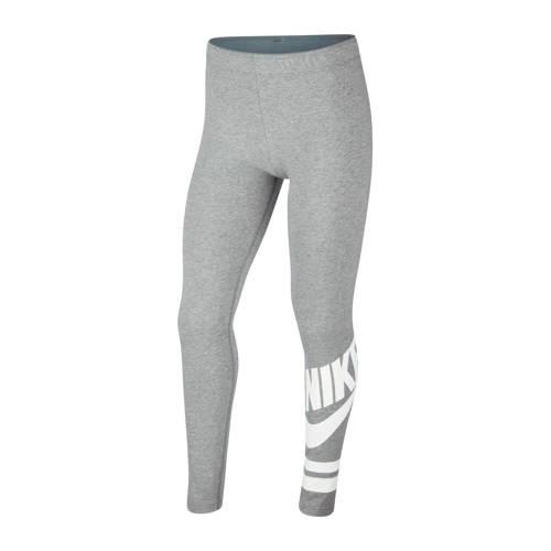 Nike legging grijs