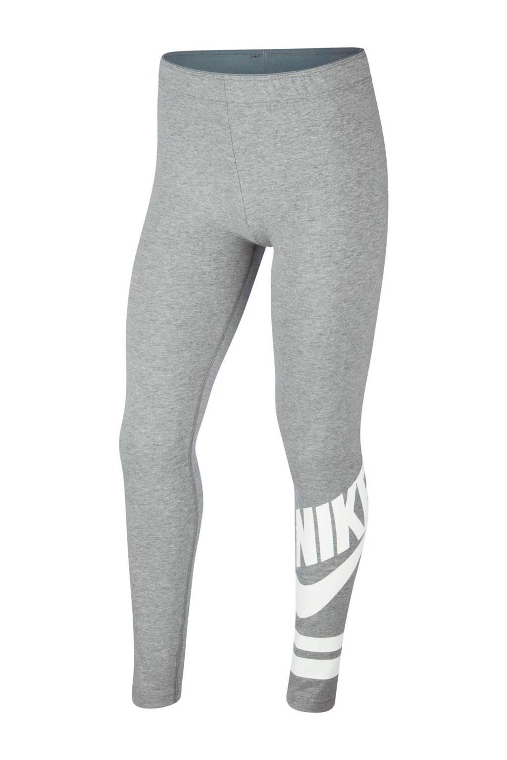 Nike legging grijs, Grijs