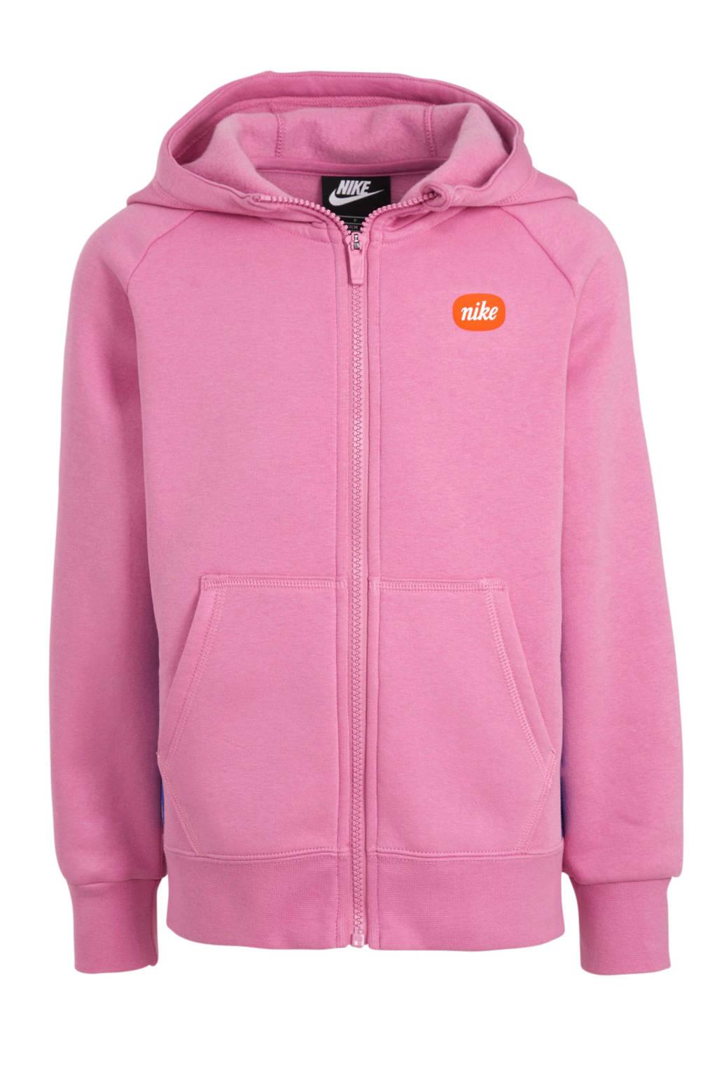 Nike vest roze, Roze