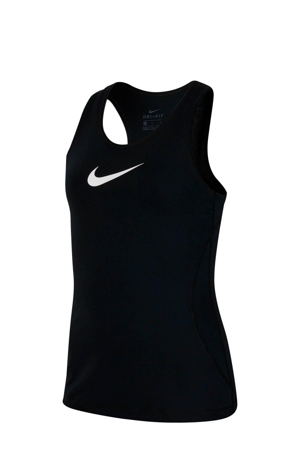 Nike top zwart, Zwart