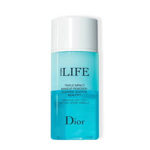 Dior Hydra Life Triple Impact Makeup Remover - 125